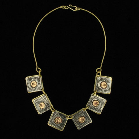 C165 Necklace-Creative Copper-Renee Taylor Gallery