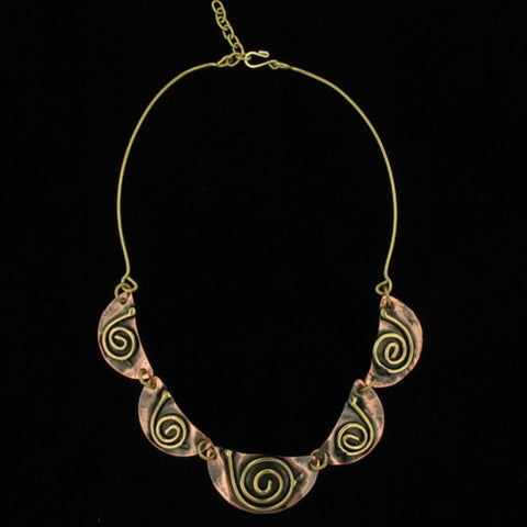 C196 Necklace-Creative Copper-Renee Taylor Gallery
