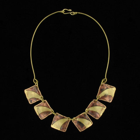 C226 Necklace-Creative Copper-Renee Taylor Gallery