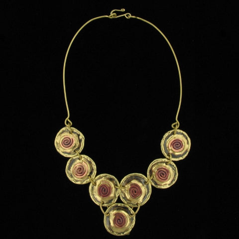 C263 Necklace-Creative Copper-Renee Taylor Gallery