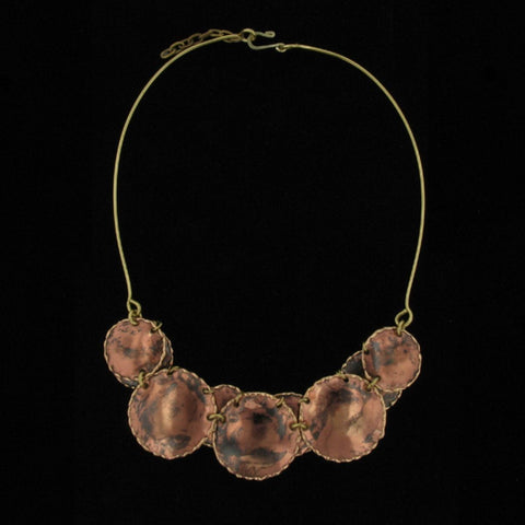 C290 Necklace-Creative Copper-Renee Taylor Gallery