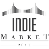 Indie Market Bay Area trade show logo