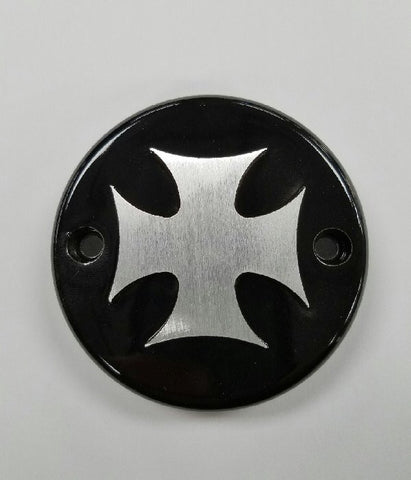 Iron Cross Points Cover for Triumph (Contrast Cut)