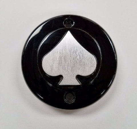 Spade Points Cover for Triumph (Contrast Cut)