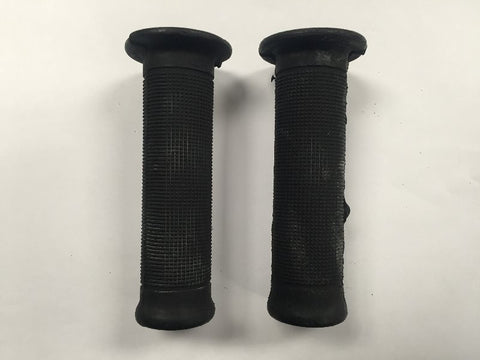Rubber Grips Doherty Sports-Black 7/8""