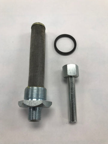 British Oil Filter Screen & Feed Tube (UK Made)