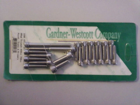 Triumph Case Cover Allen Bolt Set 650/750 (1969+)