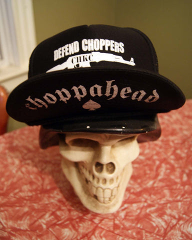 "CHKC ""Shoot Hipsters"" Trucker Hat"