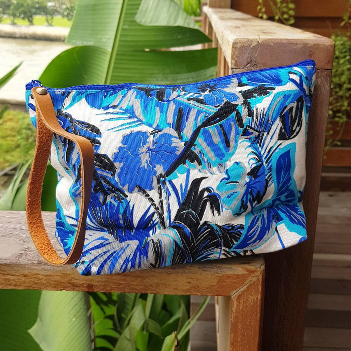Anything Goes Clutch Bag - Rainforest