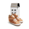 cinnamon hi top boot box Pretty Brave baby shoes