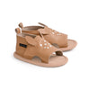 little deer menorca sandal pair Pretty Brave baby shoes zoo