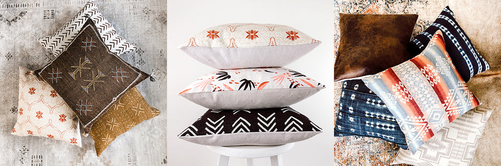 boho-pillows