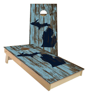 Michigan Cornhole boards