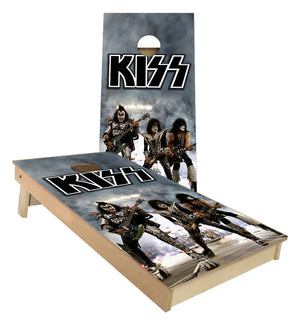 KISS Cornhole Boards