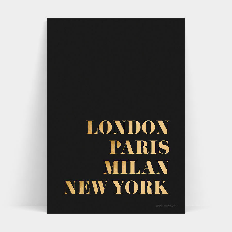 FASHION CAPITALS