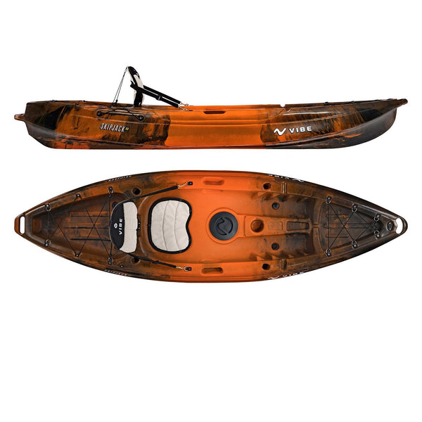 Vibe Skipjack 90 Kayak Package