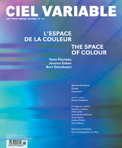 CIEL VARIABLE 111 - THE SPACE OF COLOUR