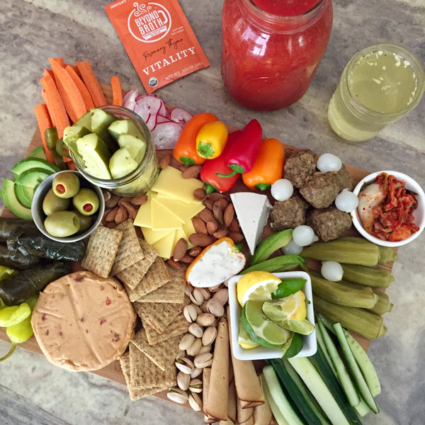 The Ultimate Guide to Vegan Bloody Mary Garnishes