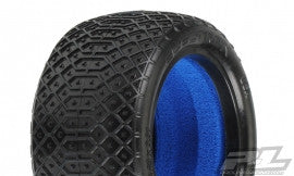 "Pro-Line Electron 2.2"" Rear Buggy Tires (2) (Clay)"