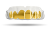 Chrome Gold Grill (Clear)
