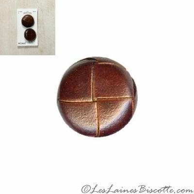 Buttons fashion knitting accessories brown