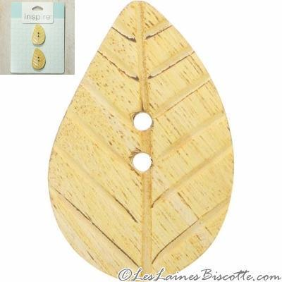 buttons leaf shape fashion knitting accessories