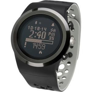 LIFETRAK Brite R450 Heart Rate/Fitness/Sleep Monitor - Black and Titanium