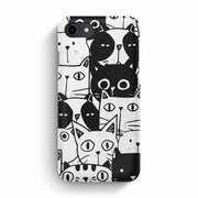 True Envy iPhone 7/8 Case - Inky Cats