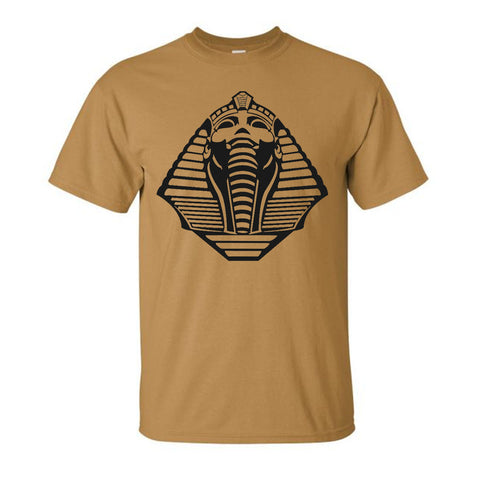 Urban Argyle | Pharaoh | Tshirt - Old Gold