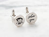 Handwriting Cuff Links