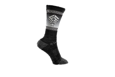 FlightSkool x Strideline Socks