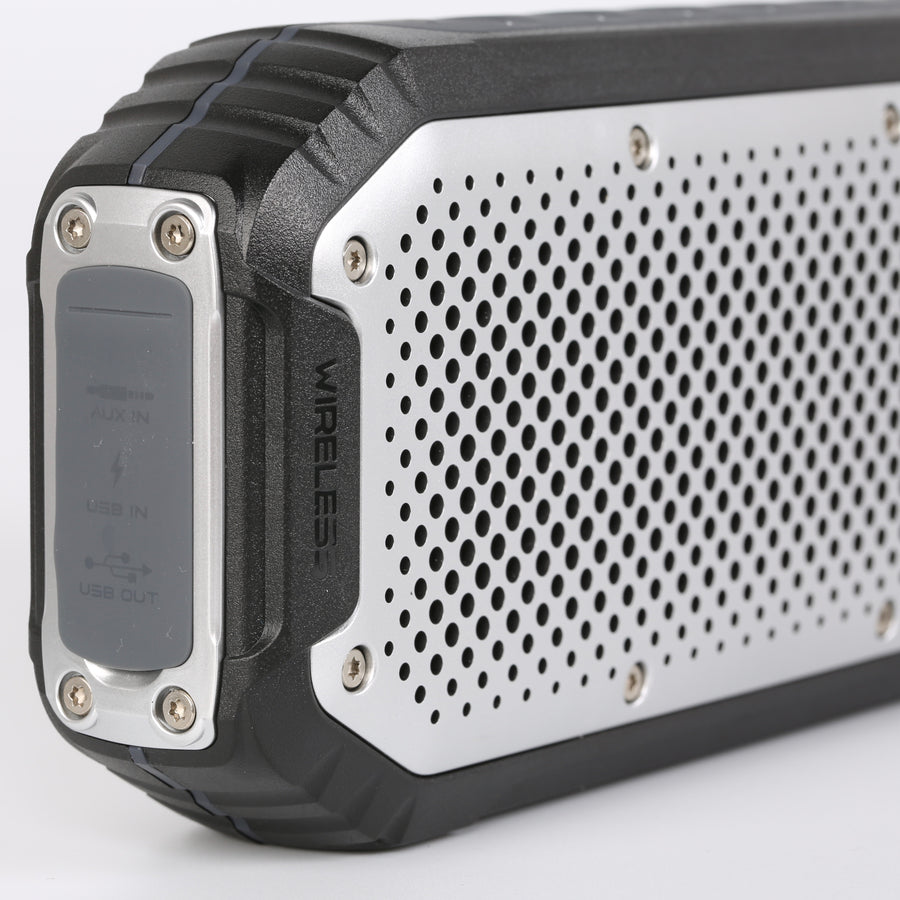 Portable Waterproof Wireless Bluetooth Speaker by Boom & Tech® with Extra Bass - Ultimate S17
