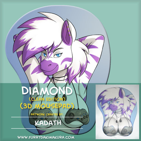 Diamond Mousepad