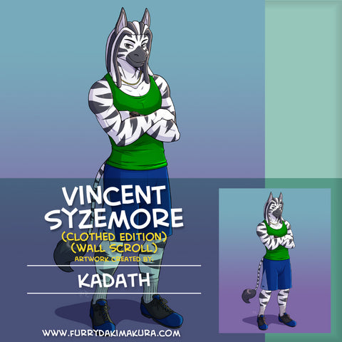 Vincent Syzemore by Kadath