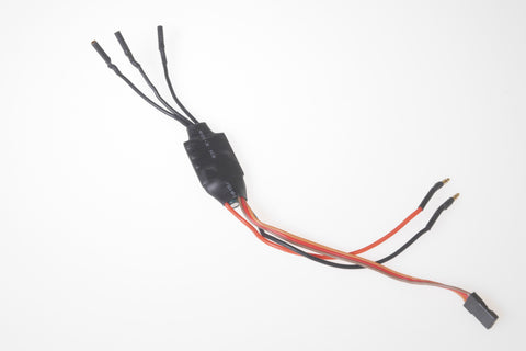 Emax regulator (ESC) for MD1/MD2