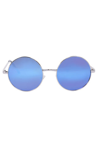 Round & Round Sunglasses - Blue