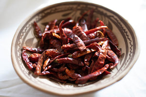 Dried Chile: De Arbol