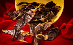 Dried Chile: Guajillo , Chiles and Chile Powder - Rancho Gordo, Rancho Gordo  - 2