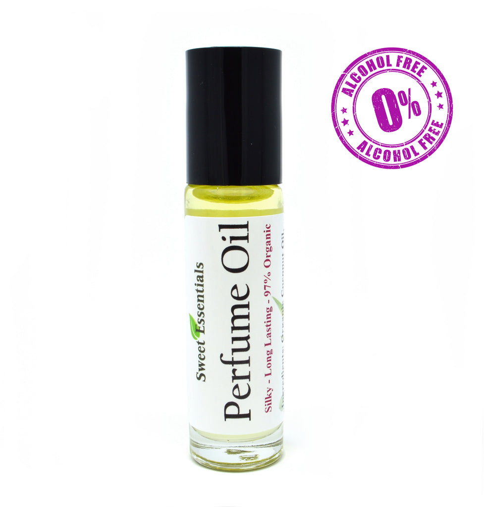 Rainforest & Jade - Perfume Oil