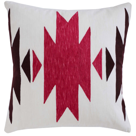 Donoma Fuschsia 24x24 cushion