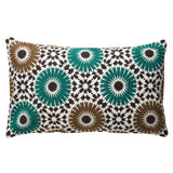 Garden Green 12x20 pillow.