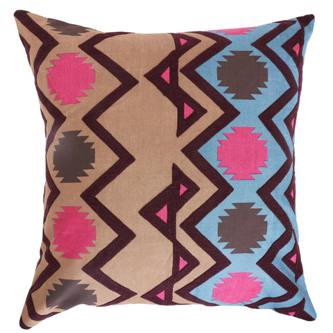 Halona Blue 24x24 cushion