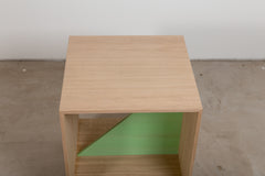 VENEER 0001 - Contrast side table