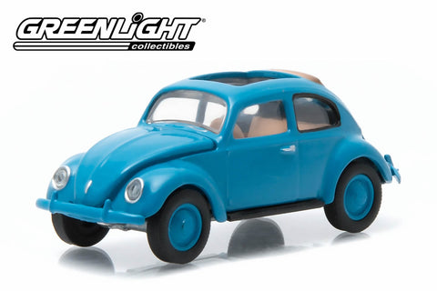 "1946 VW Beetle Split Window with Open ""Convertible"" Top"