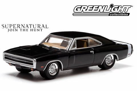 Supernatural (TV Series 2005-Current) – 1970 Dodge Charger (Episode 7.17)