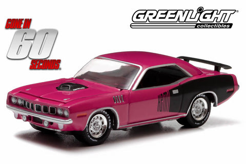 "Gone in Sixty Seconds (2000) – ""Shannon"" 1971 Plymouth HEMI 'Cuda"
