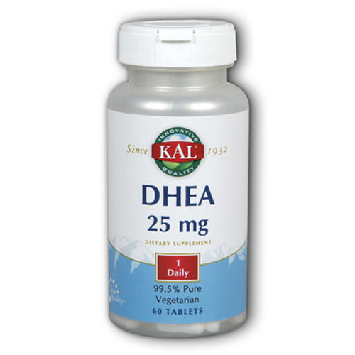 DHEA 25mg - 60 Tablets