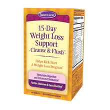 Load image into Gallery viewer, 15-Day Weight Loss Cleanse and Flush - 60 Tablets