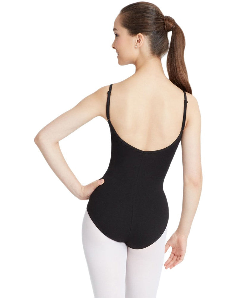Capezio CC100 - Classic Adjustable Strap Camisole Leotard Womens