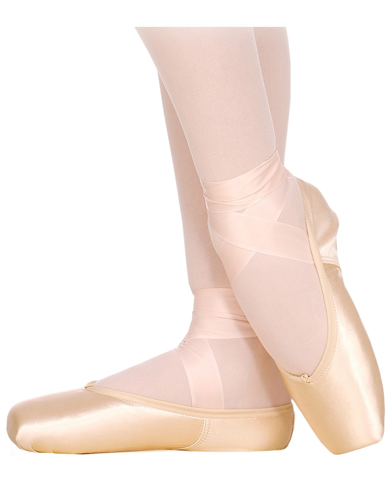 Grishko Exam Soft Block Demi Pointe Shoes - Womens - Dance Shoes - Pointe Shoes - Dancewear Centre Canada